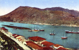Skutari. Bojana-Fluss Mit Berg Tarabosch - Albania