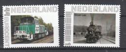 Trein, Train, Railway, Locomotive: Nederland :  Loc Fret + Loc Bitzer - Treinen