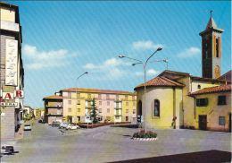 FIRENZE - Scandicci  - Piazza Benini E Via Leopardi - Cinema E Bar Aurora - Scandicci