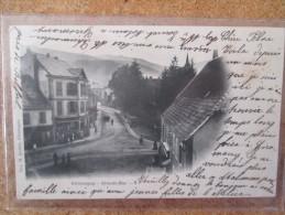 GIROMAGNY GRANDE RUE DOS 1900 - Giromagny