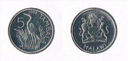 Malawi 5 Tambala 2003 - Malawi