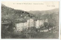 CPA  GARD - 30 - Cauvalat Les Bains - Frankreich