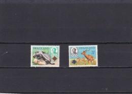 Swaziland Nº 248 Al 249 - Swaziland (1968-...)