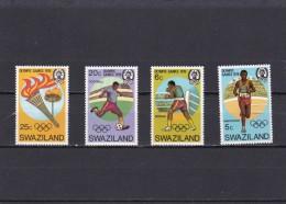 Swaziland Nº 254 Al 257 - Swaziland (1968-...)