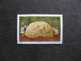 TB Timbre D´Andorre N°584, Neuf XX. - Neufs