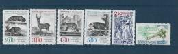 France Timbres De 1988 N°2539 A 2544  Neuf ** Vendu Prix De La Poste - Ungebraucht