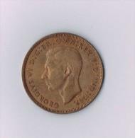 Royaume-Uni - 1 Penny 1940 - GREAT BRITAIN - Monnaies