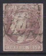 02100 España Edifil 13 O Catalogo 205,- MAGNIFICO - 1850-68 Reino: Isabel II