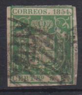 02108 España Edifil 26 O Catalogo 150,-  MAGNIFICO - 1850-68 Reino: Isabel II