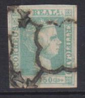 02110 España Edifil 6 O Catalogo 3.260,- Lujo - 1850-68 Reino: Isabel II