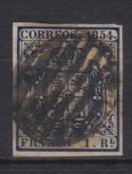 02116 España EDIFIL 34 O Catalogo 485,-Euros - 1850-68 Reino: Isabel II
