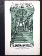 LOMBARDIA -COMO -BRUNATE -F.P. LOTTO N°486 - Como