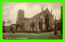 DUNDEE, SCOTLAND - OLD TOWER & CHURCHES - ANIMATED - DAVIDSON´S CARBON SERIES - - Ecosse