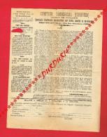 PARIS 2e IIe - MAISON DE PUBLICITE 143 Rue St-Denis ... 1893 ... - Publicités