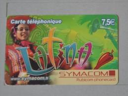 TÉLÉCARTE - 2 SCAN  -   7,5  EUROS  (Nº13045) - Francia