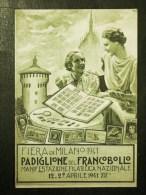 LOMBARDIA -MILANO -FIERA -F.G. LOTTO N°486 - Milano