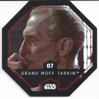 STAR WARS - Jeton Leclerc Cosmic Shells N° 07 - GRAND MOFF TARKIN - Autres Collections
