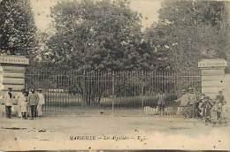- Depts Divers - Ref-DD202 - Bouches Du Rhone - Marseille - Les Aygalades - La Delorme - Carte Bon Etat - - Autres