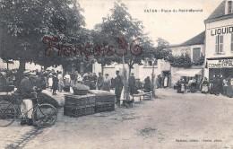 (36) Vatan - Place Du Petit Marché - 2 SCANS - Other Municipalities