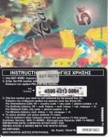 GREECE - Latin, Amimex Prepaid Card 5 Euro(807 8075), Tirage %20000, 09/03, Used - Griechenland
