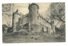 Beaupréau - Le Chateau - Vue D' Ensemble - France
