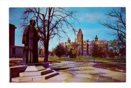 Etats Unis: Ohio, Columbus, Historic University Hall, The Campus Of Ohio State University (15-3882) - Columbus
