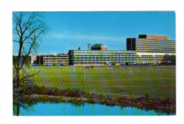 Etats Unis: Ohio, Columbus, The Medical Health Center Of The Ohio State University (15-3883) - Columbus