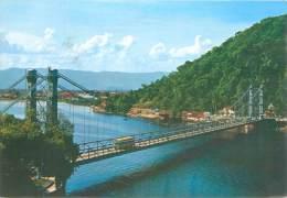 CPM - SÄO VICENTE - S.P. - Vista Da Ponte Pencil - Brésil