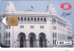 Algeria, ALG-PT-15, Central Post Office, 2 Scans. - Algeria