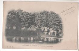 CP BEZIERS L'ENFANT AU POISSON D'INJALBERT (34 HERAULT) - Beziers