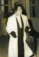 France Criminologie Marie Besnard Empoisonneuse De Loudun Arsenic Ancienne Photo 1960 - Photographs