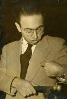 France Paris Criminologie Antipathie Métaphysique Ancienne Photo 1951 - Photographs