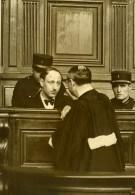 France Paris Criminologie Meutrier David Botton Mme Tazartes Ancienne Photo Ca1950 - Photographs
