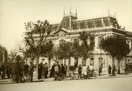 France Belfort Palais De Justice Criminologie Proces Froge Espionnage Ancienne Photo 1934 - Photographs