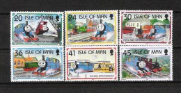 ISLE OF MAN 1995 - THOMAS THE TANK ENGINE - MNH - Trains