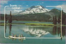 Usa °° Oregon Cascade Moutains The South Sister écrite Non Datée * TBE - Etats-Unis