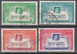 Viet Nam --south   Scott No.  128-31     Used    1960 - Vietnam