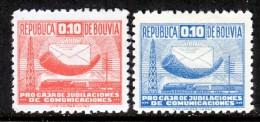 Bolivia  RA 3-4    * - Bolivia