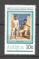 68x * ANTIGUA * PICASSO * UNGEBRAUCHT ** !! - Antigua Und Barbuda (1981-...)
