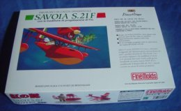 """Savoia S.21F  1/72 """" Porco Rosso """" Finemolds - Airplanes"""