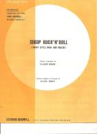 Sirop Rock'n' Roll. Eddy Mitchell. - Noten & Partituren