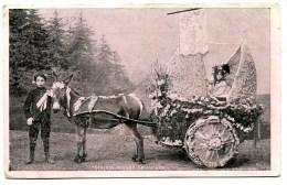 CPA  31  :  LUCHON   Fête Des Fleurs  1905 Carte Rosée  A  VOIR  !!!! - Luchon