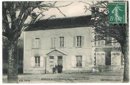 BOISSY-LA-RIVIERE  -  Mairie Et école - Boissy-la-Rivière