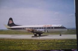 VISCOUNT  BEA   G AOHO  ORLY AIRPORT