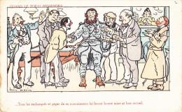 Illustrateur  MORIN Louis, Quand Le Poilu Reviendra, Embusqués - Illustrators & Photographers