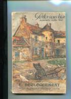 Almanach Sauba 1940 Pharmacie Decloquement Le Nouvion En Thiérache - Calendriers