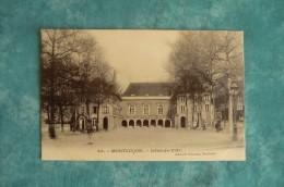 CPA 03 MONTLUçON. Hotel De Ville. - Montlucon