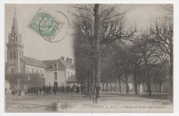 41 LOIR ET CHER - JOSNES Mairie Et école Des Garçons - Francia