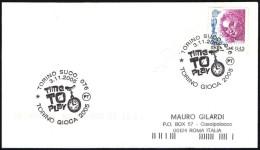 CLOCK - ITALIA TORINO 2005 - TORINO GIOCA 2005 - TIME TO PLAY - Orologeria