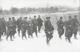 """Militaria - Armée - Mouvement De Troupe à Identifier - Société Des Produits """"As De Trèfle"""" - Carte Non Circulée - Cartes Postales"""